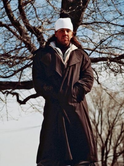 David Foster Wallace, en 2006.