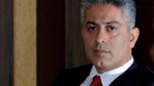 El empresario hispano iraní Farshad Zandi.