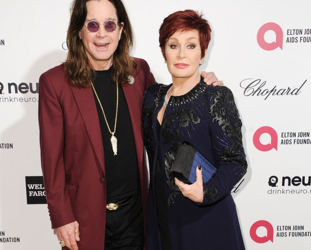 Ozzy y Sharon Osbourne, ¿juntos de nuevo?: Hace apenas unos días, el...