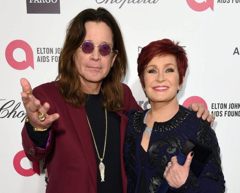 Ozzy y Sharon Osbourne. Casi 34 años han pasado casados la pareja que...
