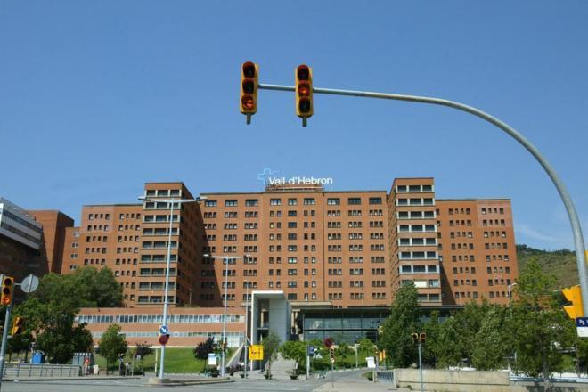 Imagen del Hospital Vall d'Hebron de Barcelona.