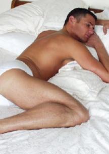 Aussie gay porn star