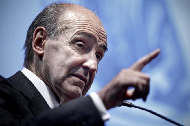 El abogado de la Infanta, Miguel Roca.