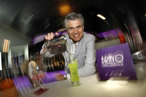 Agustín Bravo, en una imagen de 2010.