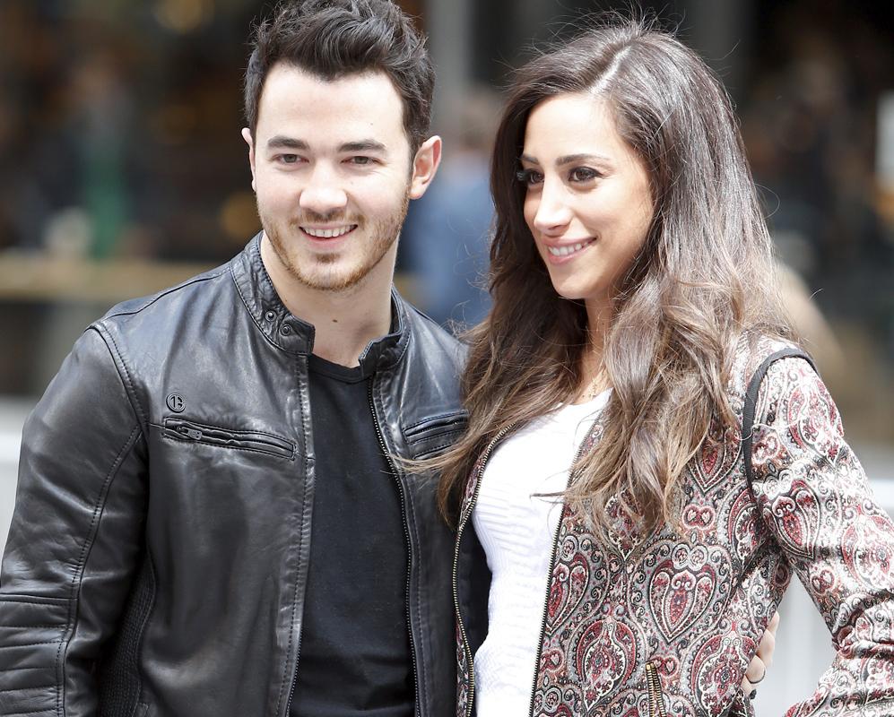 Kevin Jonas y su mujer, Danielle Deleasa, están esperando su segundo...
