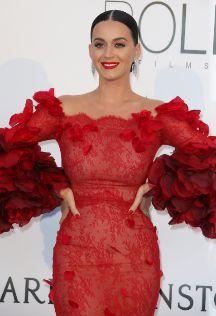 """Katy Perry. """"Un artista que dice que no busca su nombre en Google..."""