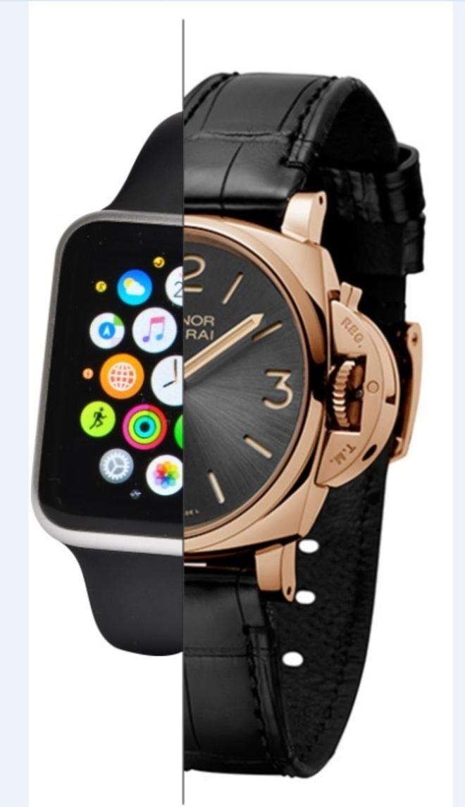 478cd0e88ce2 El reloj de lujo se reinventa ante el avance tecnológico