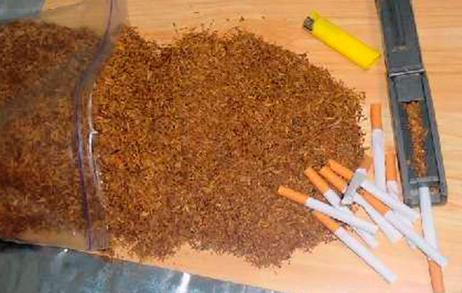 Tabaco a Granel