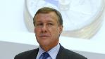El ex consejero delegado de Zurich Insurance, Martin Seen, en una...