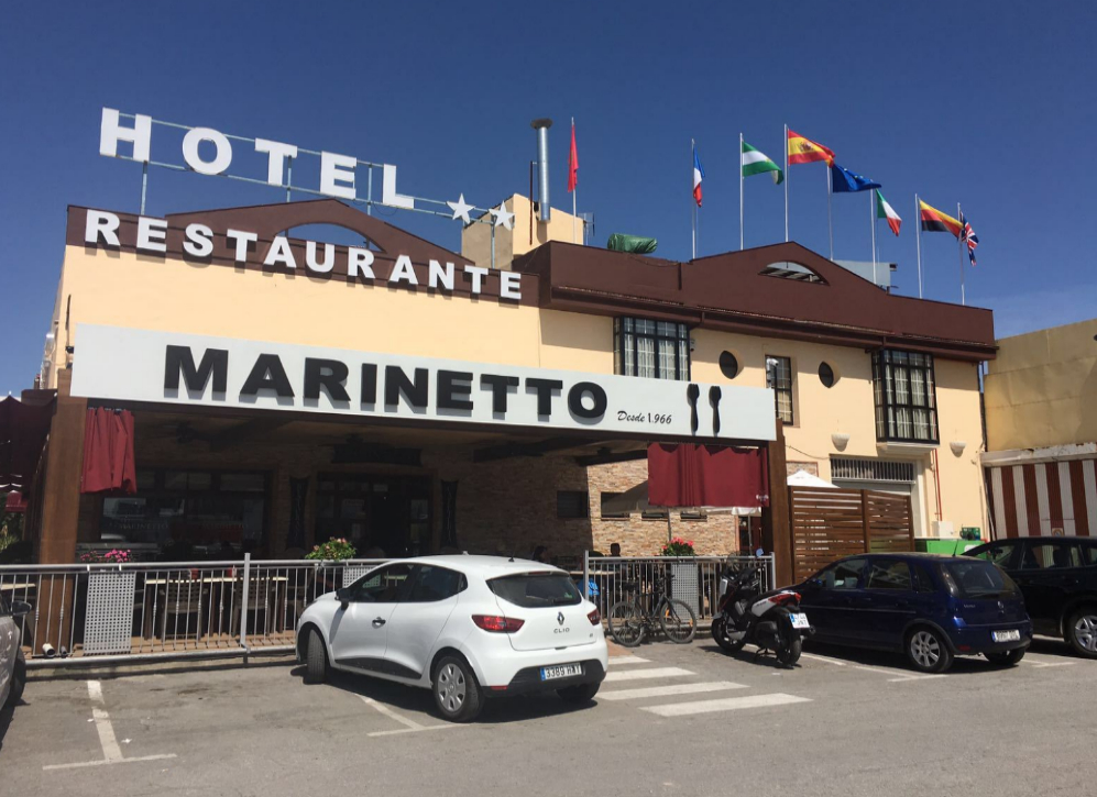 <strong>RESTAURANTE MARINETTO.</strong> Chauchina (Granada) Carretera...