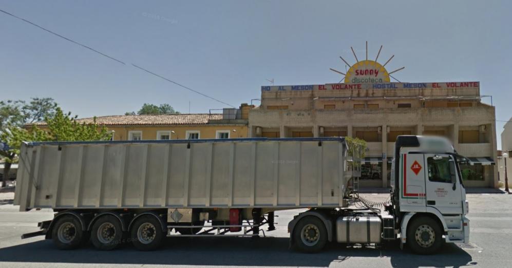 <strong>RESTAURANTE EL VOLANTE.</strong> Chinchilla (Albacete). Salida...