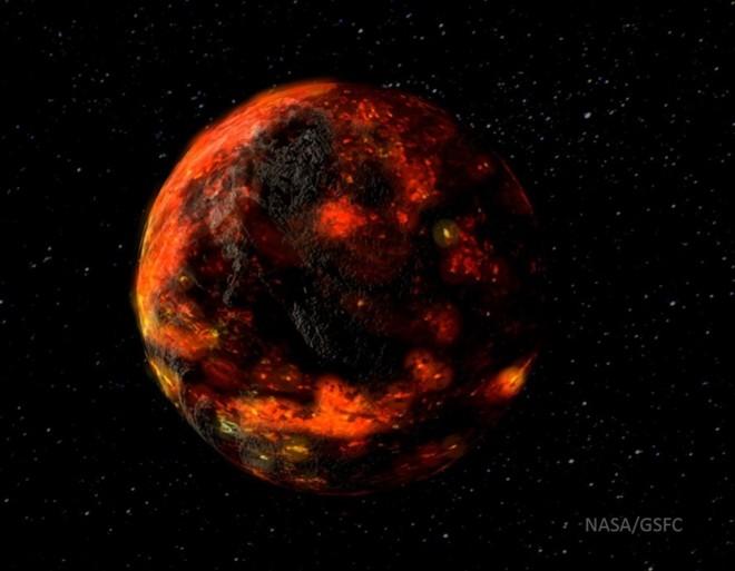 La mayor parte del agua de la Luna procede de los asteroides