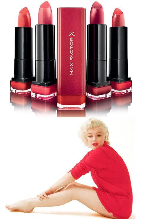 <strong>5. El <em>rouge</em> de Marilyn:</strong> Apetece...