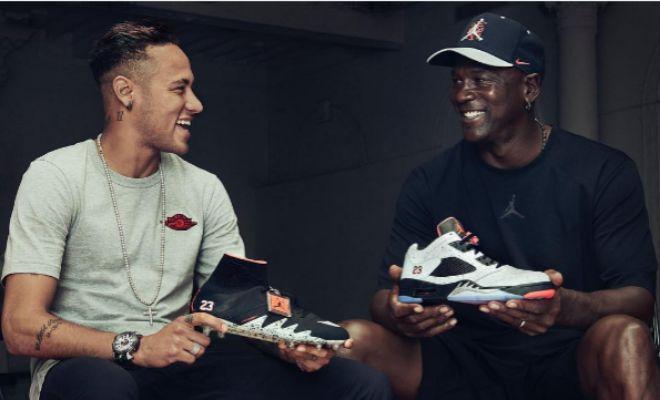 Sus Inspira Para Diseñar Neymar Olímpicas Se Jordan En Zapatillas n5ZWnRYqP6