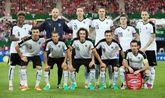 Once titular de Austria en el reciente partido amistoso ante Holanda.
