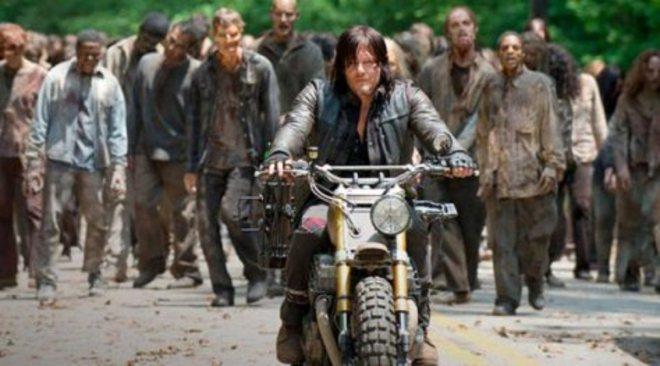 Imagen de la serie 'The Walking Dead'.