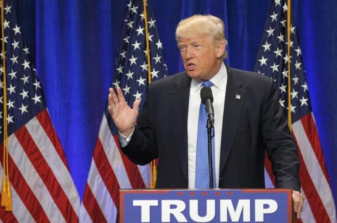 Donald Trump promete suspender la inmigración de zonas del mundo con terrorismo