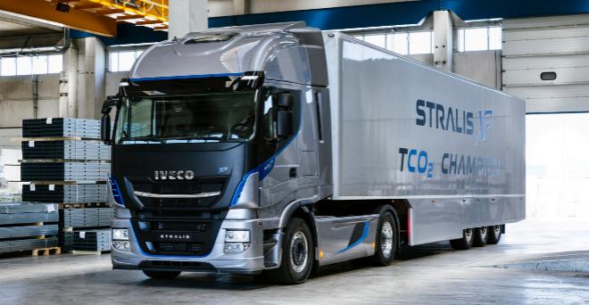 Iveco Invierte 140 Millones En Un Nuevo Camion Fabricado En Espana