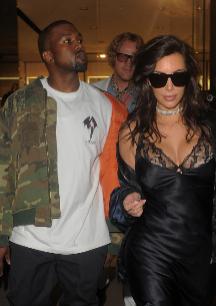 Kanye West. Desde que Kim Kardashian apareció en la vida de Kanye...