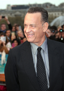 Tom Hanks. Cuando la actriz Allison Williams, famosa por ser una de...