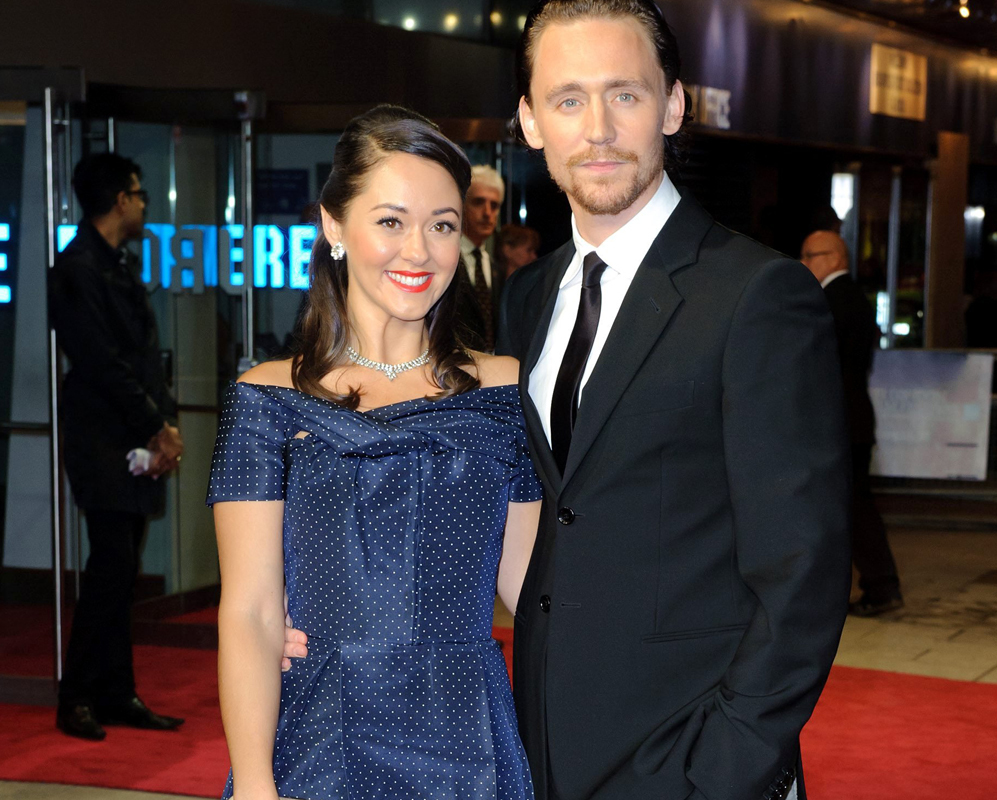 Susannah Jennings y Tom Hiddleston se ocnocieron en el rodaje de la...