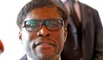 El nuevo vicepresidente de Guinea Ecuatorial, Teodorín Nguema Obiang