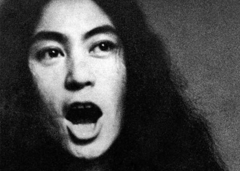 'Yoko Ono. Voice Piece for Soprano' (1961)