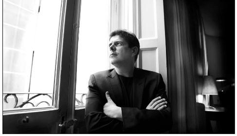 El pianista Javier Perianes (Nerva, 1978).