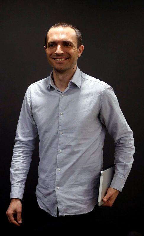 3. LUIS ALEGRE. Secretario general de Podemos-Comunidad de Madrid....