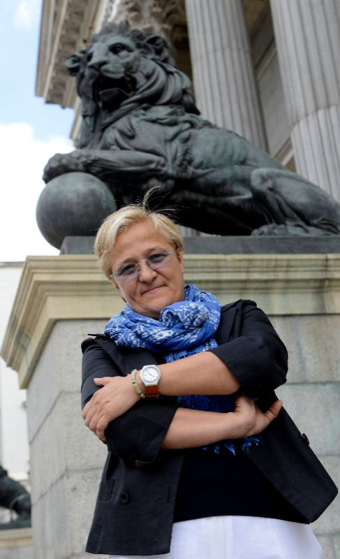8. ÁNGELES ÁLVAREZ. Secretaria de Igualdad y Diversidad del...