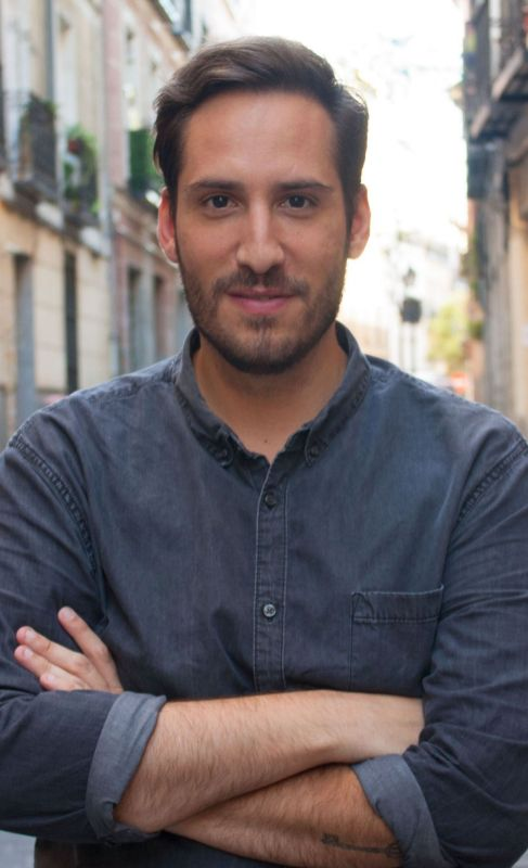 22. ALFREDO MURILLO. Editor Jefe de Buzzfeed España. Esta estrella de...