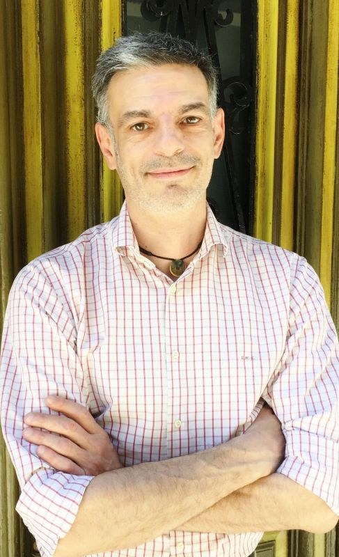 24. RAFAEL MARTÍNEZ-CORTIÑA. CEO de Thinketers. Este economista es...