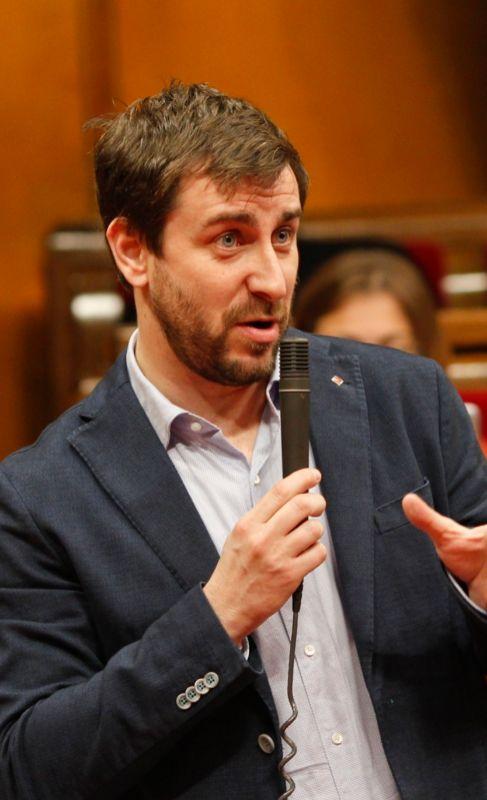 36. TONI COMÍN. Conseller de Salud de la Generalitat de Cataluña....