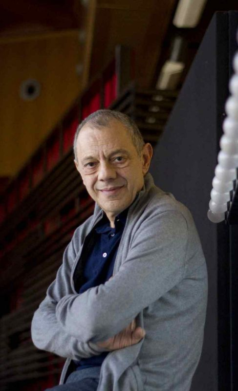 41. LLUIS PASQUAL. Director del Teatre Lliure. Es uno de los grandes...