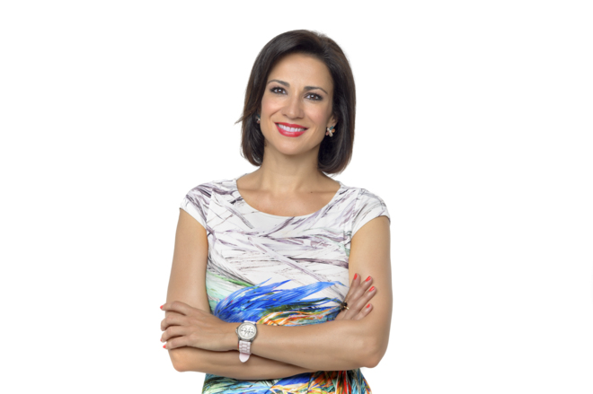 Silvia Jato.