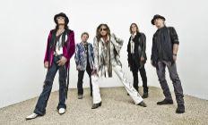 La banda de rock 'Aerosmith'.
