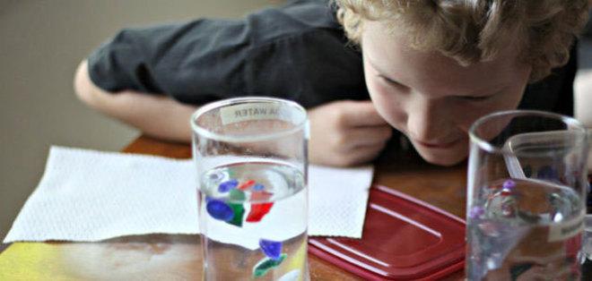 16db5acbfe3 Experimentos con agua para hacer con niños