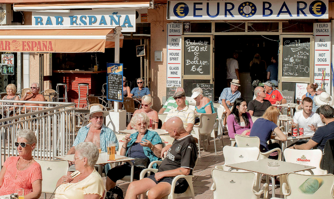 EU Referendum - UK Expat Communities Living In Spain