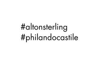 Instagram, con Alton Sterling y Philando Castile