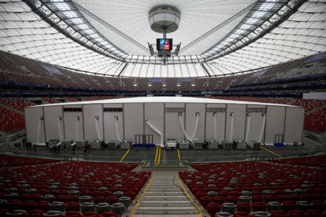 La sede de la próxima Cumbre de la OTAN, el Estado Nacional de...