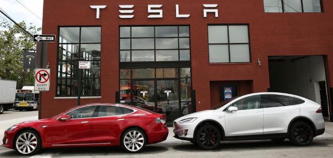 El Model S y el Model X constituyen la gama de Tesla, hasta la llegada...