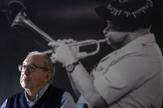 El presidente del Festival de Jazz en Vitoria, Iñaki Añua.