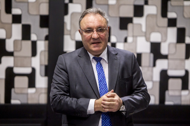 El conseiero delegado de Sidenor, José Antonio Jainaga.