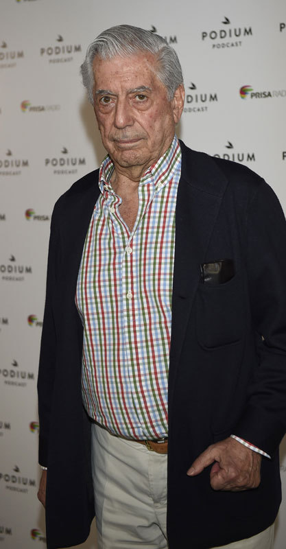 Mario Vargas Llosa. Nunca un premio Nobel había tenido tanta...