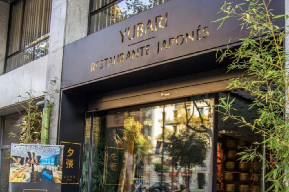 """Yubari es el restaurante japonés de moda en Barcelona. """"Un homenaje a..."""