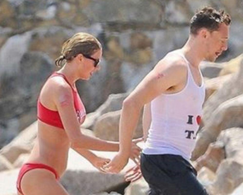 Tom Hiddleston. El nuevo novio de la cantante Taylor Swift es ya un...