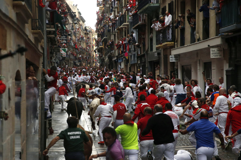 Imagen de la calle Estafeta