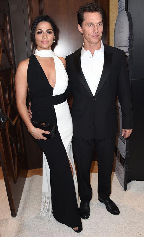 Camila Alves. Fue conocer a su actual marido, el actor Matthew...
