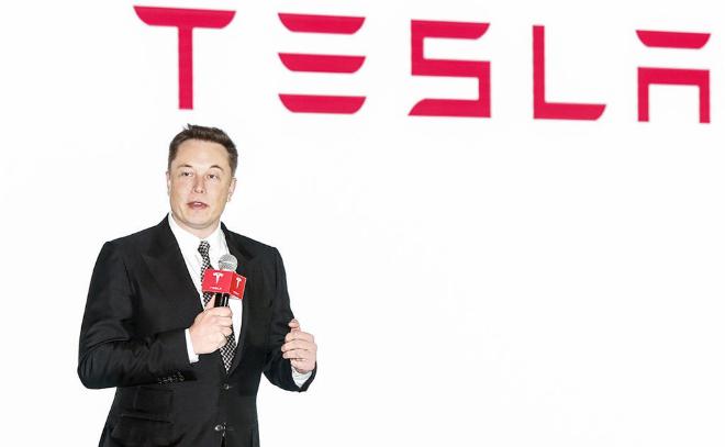 El consejero delegado de Tesla Elon Musk