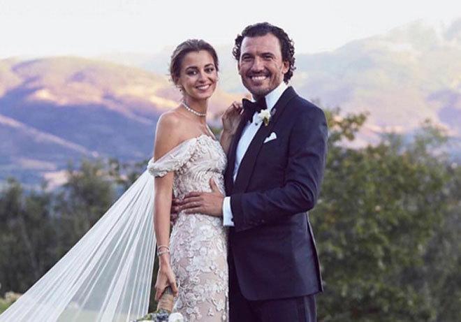 el vestido de novia de palatchi: 400 horas de trabajo y seis
